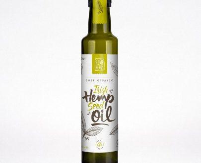 Hemp Heros Hemp seed oil