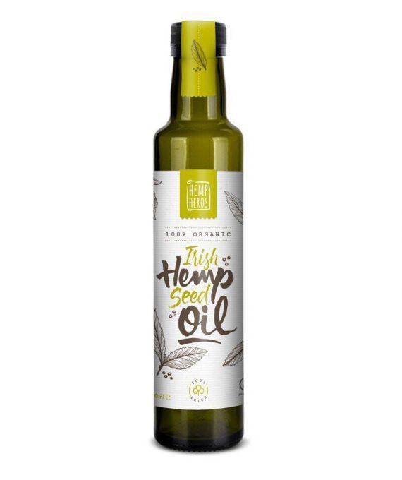 Organic-Hemp-Seed-Oil